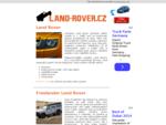 Auta Land Rover   land-rover. cz
