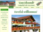 Landgasthof Zum Eibenwald - Hotel | Cafe | Gästezimmer | Catering
