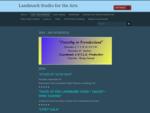The Landmark Studio for the Arts