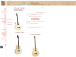 Landola Guitars website