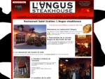 Restaurant Saint Gratien L'Angus SteakHouse