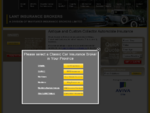 Canadian Antique Auto Insurance and Classic Car, Custom Car and Street Rod Insurance - Lant ...