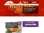 Restaurant Pizzeria La PiazzaPapa - Tutti fait maison !