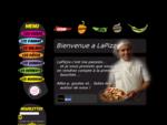 La Pizza - Le site