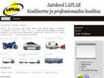 Autokool Laplar asub Tallinnas, filiaalid on Mustamäel, Lasnamäel ja Kesklinnas. Korraldame A, B