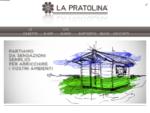 LA PRATOLINA - Arredo in legno da giardino - Casetta in legno, bungalow, gazebo, box auto, legna