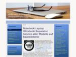 Notebook Ultrabook Laptop Reparatur Service Lesky Leipzig