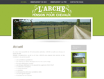 L'ARCHE pension pour chevaux - Charente-Maritimes (17) - Soumeras