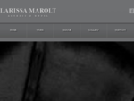 Offizielle Webseite von LARISSA MAROLT - Actress & Model - TV & Film - Fashion - Bilder - ..