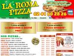 La Roma Pizza - laromapizza - restaurant pizza à Angers - livraison à domicile - La Roma Pizza Halla