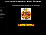 Internetseite von Lars Klaus Aßhauer