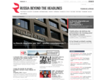 Russia Beyond the Headlines Actualités