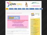 La Salle Amiens - collège, école primaire, maternelle (privé) - Enfants précoces - Accueil