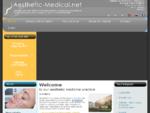 Cabinet de medecine esthetique Angers, Docteur Didier DUBOIS