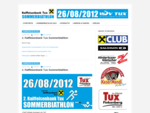 2. Raiffeisenbank Tux Sommerbiathlon Tux 2012