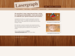 Lasergraph - specialists in laser engraving and laser cutting - Laser Graph