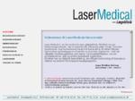 Lasermedical - Velkommen