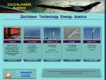Zechlaser Windenergie Windrad Photovoltaik Solarenergie