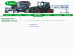 Lašmuo - prekyba žemės ūkio technika