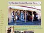 Last Frontier Shooting Range Gunalda