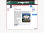 LasVegas24. ch - Die Seite über die größte Spielerstadt der Welt - LasVegas24. ch
