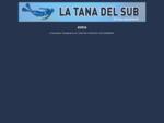 La Tana del Sub - Attrezzature sportive - diving equipment