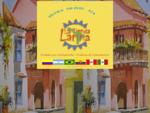 LA TIENDA LATINA, PRODUCTOS LATINOS-LEBENSMITTEL KOLUMBIEN-COLOMBIA-PERU-ARGENTINA-LATEINAMERIKA