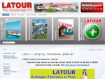 Latour camping, remorques, plein air - Latour NANTES 44 (magasin de camping, remorques, attelag