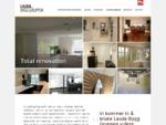 Lauda. no - Lauda Bygg Gruppen - tømrer tjenester, maling, rehabilitering, renovasjonstjenester,