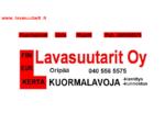 Lavasuutarit Oy, kuormalava kierrätys, FIN ja EUR kuormalavoja, kerta kuormalavat, lavakaulukset