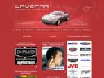 Laverna - Garso aparatūra, Auto signalizacijos, Parkavimo sistemos, GPS Navigacijos, Garso Izoli