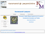 Karamanoli Lawyers