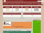 Lazzari Zenari Istituto di Tecnologia del Legno