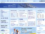 LBBW Bank CZ - Moderní univerzální banka pro osobní, privátní a firemní klientelu