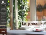 Restaurant Le Pressoir Saint Avé, pays de Vannes Morbihan