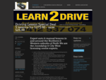 driving lessons - Driving School