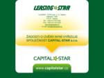 Leasing star - finanční služby fyzickým i právnickám osobám. - ŽÁDOSTI O ÚVĚRY NYNÍ VYŘIZUJE SPOL