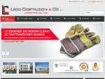 LECCI COSTRUZIONI CO s. r. l. - Costruttori dal 1960 - Matino - Casarano - Lecce - Salento - Puglia