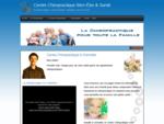Centre Chiropractique à Grenoble - Dr Fabrice Bazot