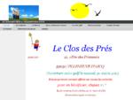 Accueil - Le Clos des Prés à Villeneuve D'ascq 59650