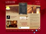Restaurant, restaurant paris, bar a vin L'Ecluse -