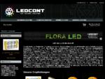 Ledcont - LED Online Shop - LED Shop Wien - LED Lampen und Beleuchtungen für jeglichen Einsatz