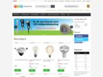LED Belysning | Köp lampor infällda spotlights från Ledgiganten