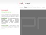 ProLumina Oàœ - LED Valgustite mUuml;Uuml;k ja paigaldus