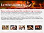 Salsa, bachata, zouk, kizomba, merengue, samba, latin, Brasil dansscholen en danslessen in Ne
