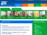 LEFA SERVIS - žaluzie, eurookna, dveře, markýzy, rolety, harmony