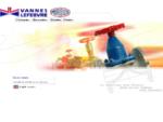 Robinetterie industrielle Vannes Lefebvre et Robinetterie Miroux, deux marques, un site.