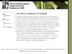 Legatoria artigiana a Roma Mario e Bruno Capozzi - Legatoria d arte