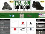 Outdoor shop LEGI, de wandelsjop, benodigdheden voor Outdoor activiteiten