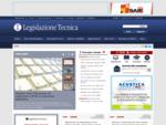 Legislazione Tecnica Editrice